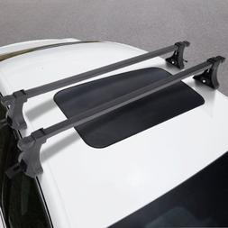 "48"" Universal Car Top Roof Cross Bars Crossbars Luggage Ca"