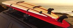 INNO Racks - Locking Surfboard Roof Rack - Water Sport Car T