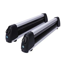 AUXMART Universal Ski Board Rack Carriers Carrying up to 4 S