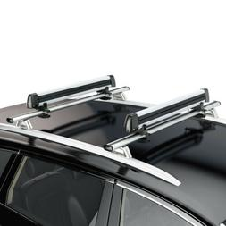 Universal Ski Roof Rack Carriers For Crossbar Carry 4 Snowbo