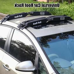 Universal Vehicle Car Roof Rack Soft Frame Foldable Carrier