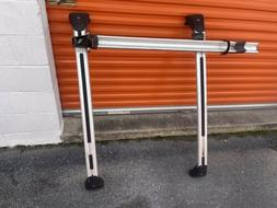 Volvo S40 Roof Rack Load Bars And Bike carrier Thule with ke