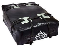 MAXXPRIME Waterproof Cargo Bag, Heavy Duty Rooftop Soft-Shel