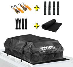 waterproof cargo roof bag set